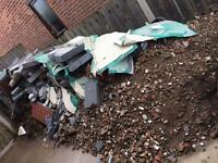 Loads of rubble free for collection from carlton