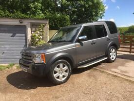Land Rover discovery 3 TDV6 HSE AUTO low miles 2007