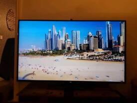 "55"" SAMSUNG 4K UHD 3D SMART WIFI LED TV BUILT IN CAMERA"