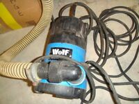 Wolf Water Pump - WOLF WCWP450 (Made in England)