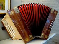Accordéon Coaticook