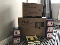 CCTv kit -new