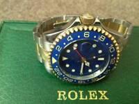 Rolex GMT Master ll Watch