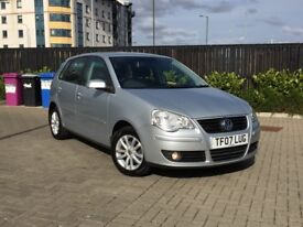 VOLKSWAGEN POLO 1.4 TDI 70 S DIESEL LOW MILEAGE FANTASTIC CONDITION**MOT 1 YEAR**