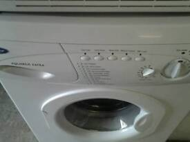 Hotpoint washing in new condition