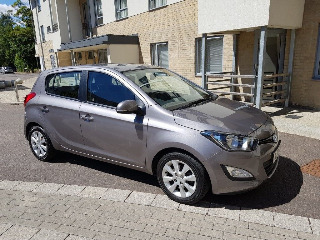 Hyundai I20 Automatic 12000 Miles In Cambridge