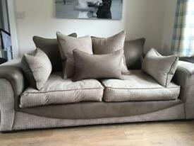 Sofology Molby Sofa and Snuggle Chair