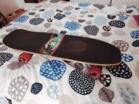 Surf skate board Miller Division Kirra Supreme Carving