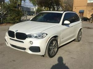 2015 BMW X5 xDrive35d+M SPORT+HEADS UP+NAVI+360 CAMERA+PANORAM