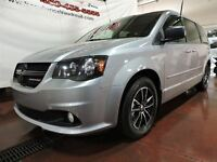 2014 Dodge Grand Caravan SXT BLACK TOP PARTIR 3.99%4 PNEUS D'HIV