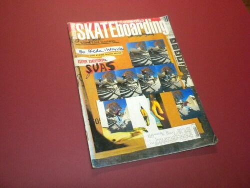 TRANSWORLD SKATEBOARDING magazine 1993 September SKATEBOARD
