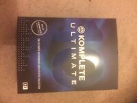 Komplete 10 Ultimate and License