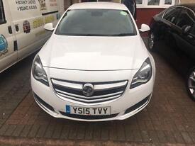 Vauxhall Insignia Tech Line ecoFLEX