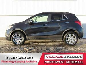 2016 Buick Encore AWD | No Accidents |