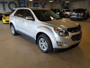 2017 Chevrolet Equinox AWD, Sunroof, Nav, Remote Start, Bluetoot