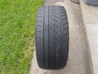 """225 40 18"""" Part Worn Tyre 5.5mm Tread Depth *UK WIDE POSTAGE AVAILABLE*"""