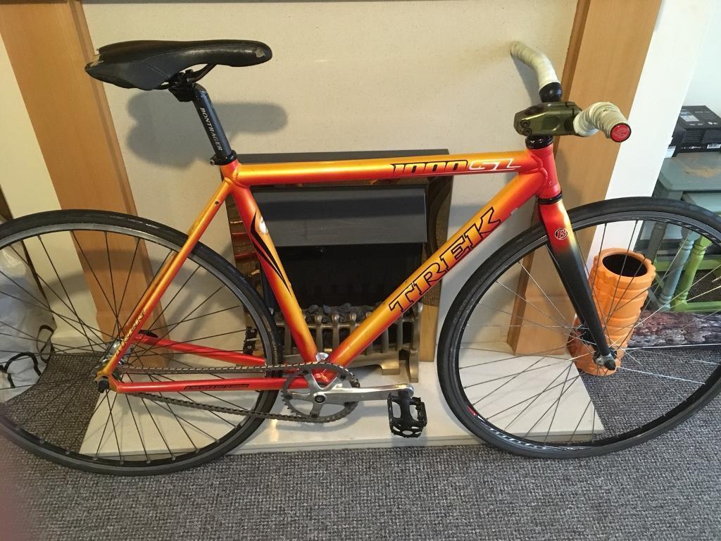 Trek Single Speed Road bike
