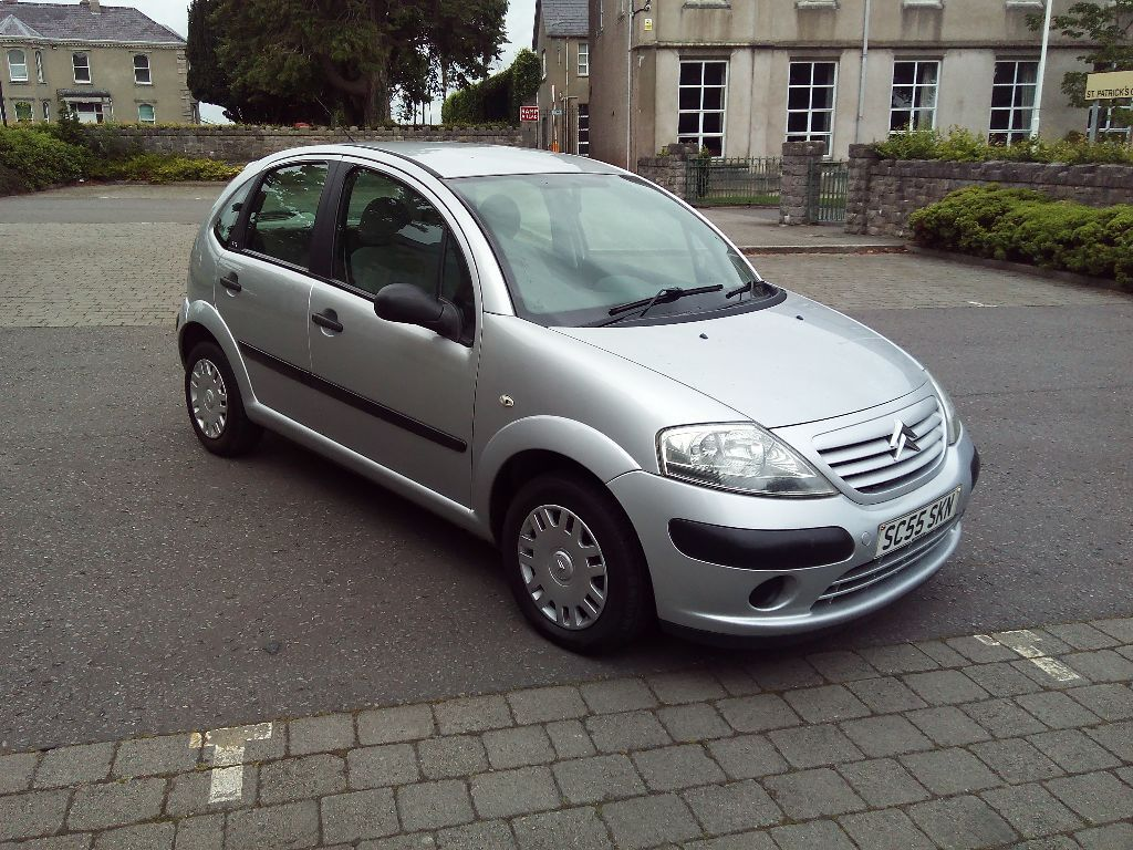 2006 citroen c3 1 4 l hdi 30 tax p a finance available in armagh county armagh gumtree. Black Bedroom Furniture Sets. Home Design Ideas
