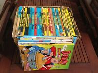 Collection of Dandy,Beano Beezer etc annuals