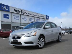 2015 Nissan Sentra S | Low kms | Underwarranty