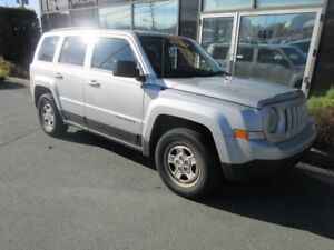 2012 Jeep Patriot AUTO 4-CYL SUV