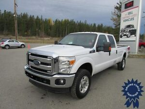 2015 Ford Super Duty F-350 SRW XLT - 4-Wheel ABS, 57,788 KMs
