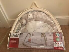 Excellent Condition Mamas and Papas Playmat and Gym