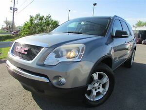2007 GMC Acadia SLE 7 PASSAGERS A/C CRUISE MAGS!!!