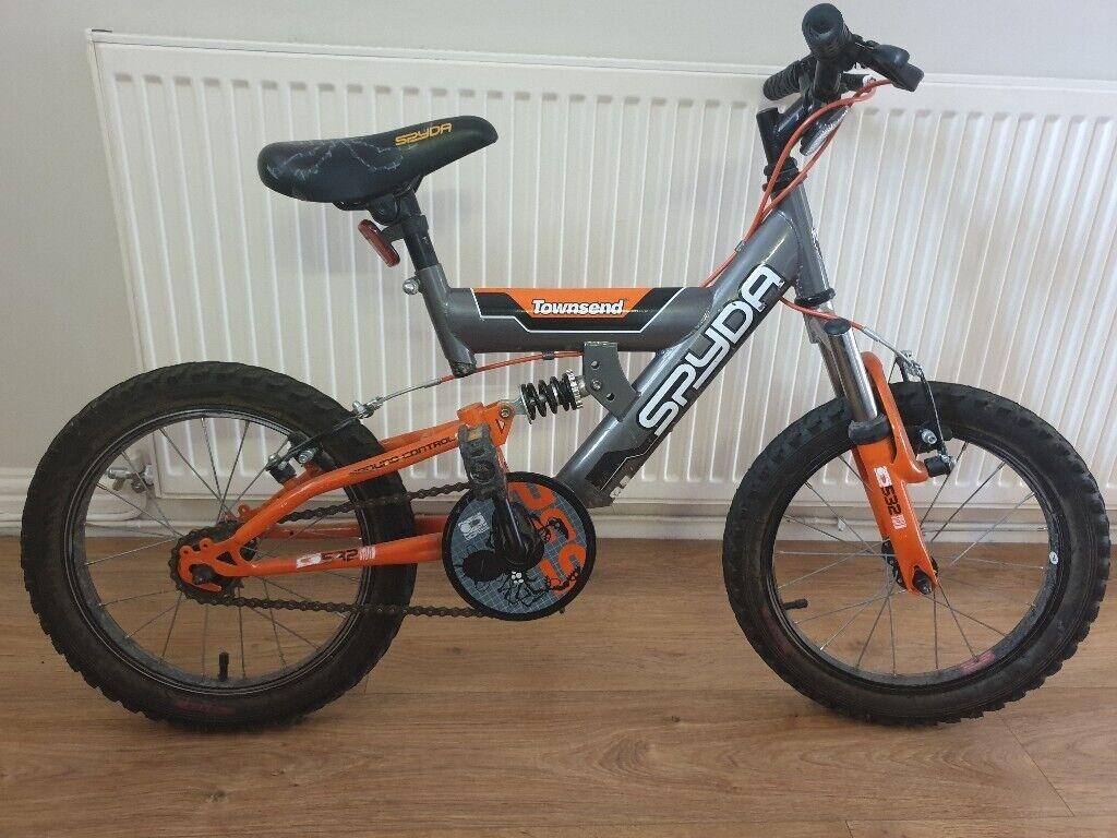 9f54f881ffd Bike - Townsend Spyda 16 inch kids | in Cheadle Hulme, Manchester ...