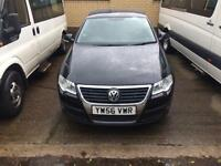 Vw Passat starts and drives