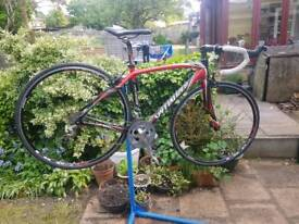Specialized s works roubaix 51cm full carbon road bike bicycle