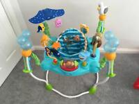 Bright starts Finding Nemo jumperoo in excellent condition, only been used a few times