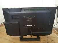 """24"""" HD Ready LED TV with DVD Player"""