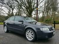 2004 Audi A4 1.9 Tdi SE 130bhp 6 Speed, MOT'd September 2017! Excellent Example!
