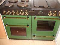 Leisure Rangemaster 110 Electric Double Oven