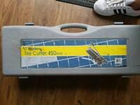 Tile cutter 450mm