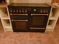 110cm gas leisure range master cooker