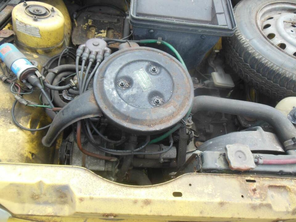 Motor ohne Anbauteile Fiat 127 A / Motorcode 100 GL.000 in Castrop-Rauxel