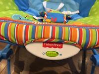 Fisher Price Baby seat from newborn