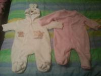 newborn and 0-3 months