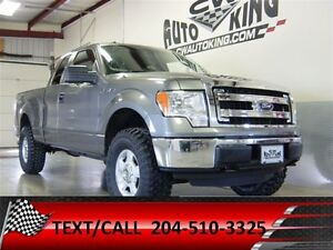 2013 Ford F-150 XLT / Lift / Rubber / 4x4 / Finaincing Available