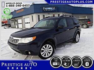 2011 Subaru Forester 2.5 TOURING AWD TOIT PANORAMIQUE OUVRANT PN