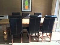 Chair set of six