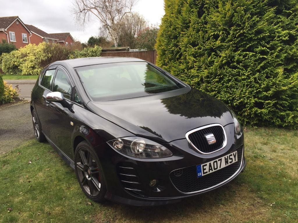 seat leon reference sport btcc edition in telford shropshire gumtree. Black Bedroom Furniture Sets. Home Design Ideas