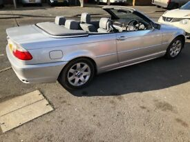 CHEAP CONVERTIBLE !! BMW 318CI £1300 !!