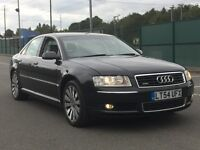 2005(54) AUDI A8 3.0 TDI QUATTRO DIESEL AUTO * 1 OWNER * F.S.H * PART EX * FINANCE * DELIVERY