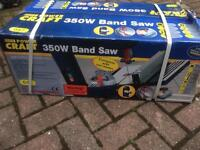 Band saw brand new