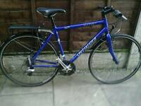 SPECIAIZED SIRRUS SPORT, ROAD BIKE, 700 ALLOY WHEELS ,