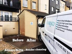 Window cleaner - specialist restorer