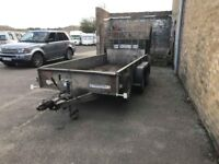 Ifor Williams 2.7 Twin Axle Braked Trailer
